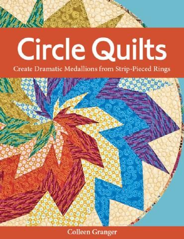 Circle Quilts - Book